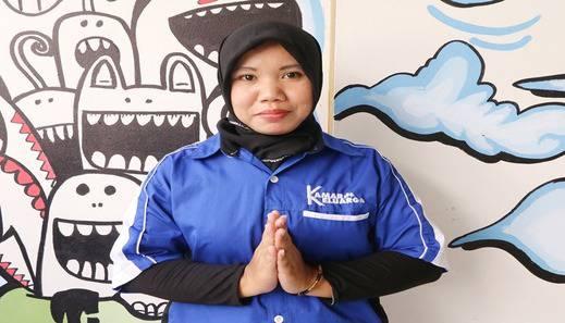 Kamar Keluarga Tanjung Duren Jakarta - Reception