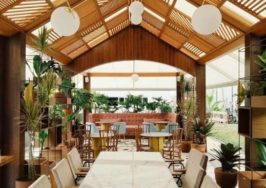 Blackbird Hotel Bandung - Restaurant