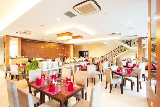 Tara Hotel Yogyakarta Yogyakarta - Restaurant