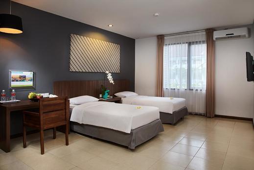 PRAJA Hotel Bali - Deluxe Twin1