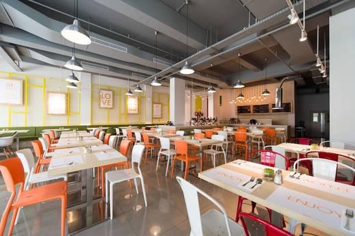 Zuri Express Mangga Dua - Restaurant