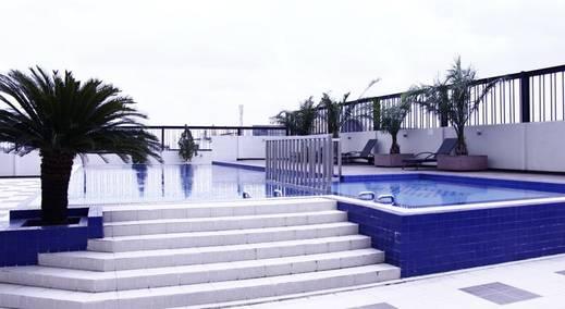 Twin Hotel Surabaya - Kolam Renang