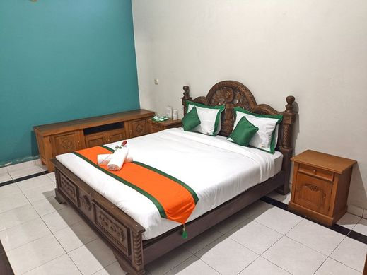 Simply Homy Monjali 2 Yogyakarta - Bedroom