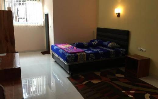 Jamrud Syariah Hotel Mendawai - Kamar