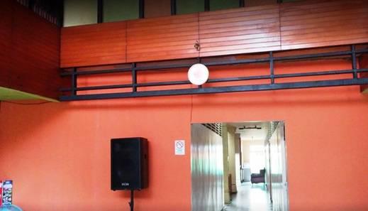 NIDA Rooms Equator Monument Pontianak Bengkalis - lobi