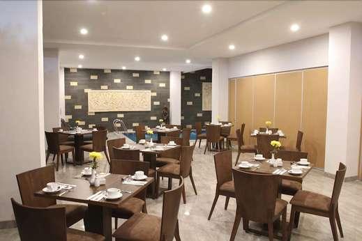 Picasso Inn Jakarta - Restaurant