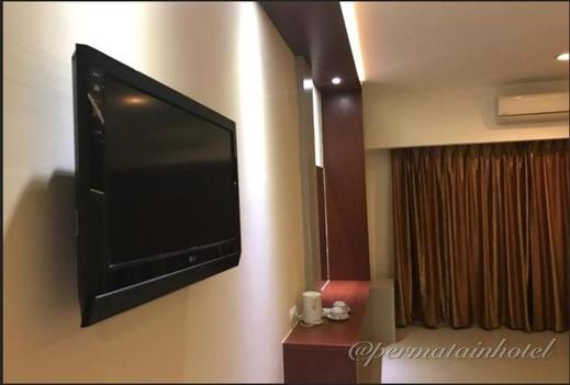 Hotel Permata In Banjarmasin - LCD TV 32 inch