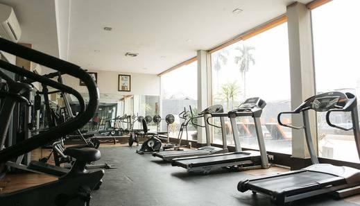 Comfort Hotel Dumai Dumai - Gym