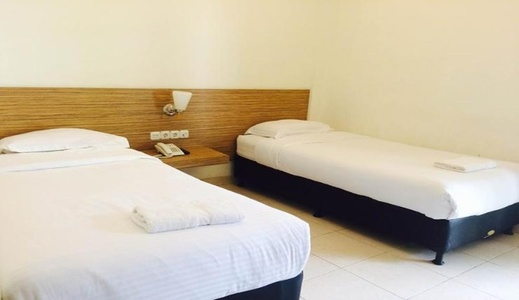 Hotel Agung Biak Biak Numfor - Bedroom
