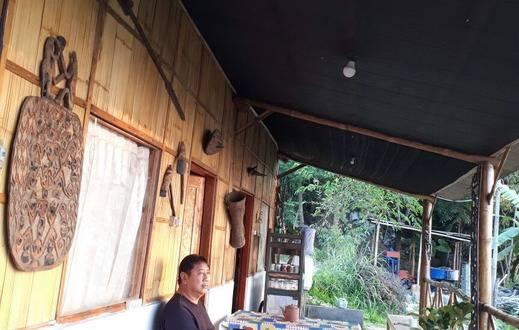 Ecobromo Homestay Pasuruan - Terrace