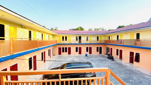 OYO 3491 Banawa Residence Balikpapan - Facade