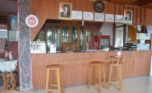 NIDA Rooms Toba Samosir 2073 Tuk Tuk Siadong Samosir - Resepsionis