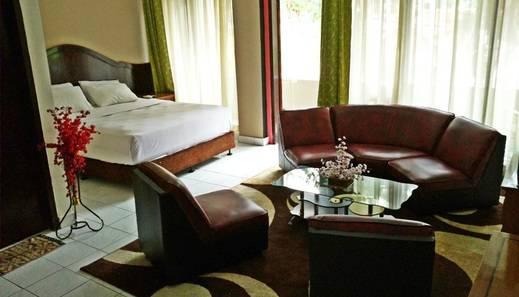 Benteng Hotel Bukittinggi - Kamar Executive