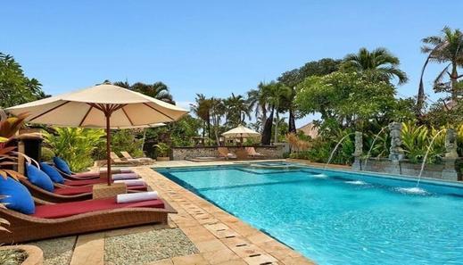 The Aya Villa Seminyak  Bali - Pool