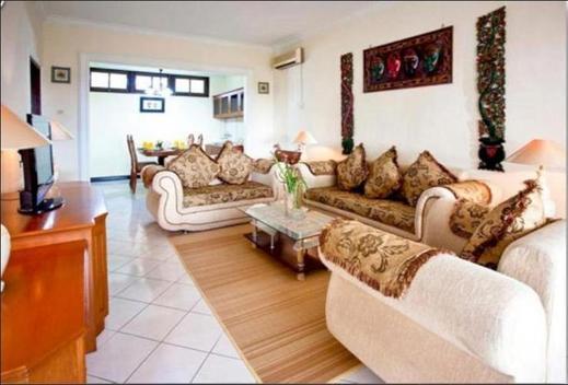 Bintang Senggigi Hotel Lombok - room