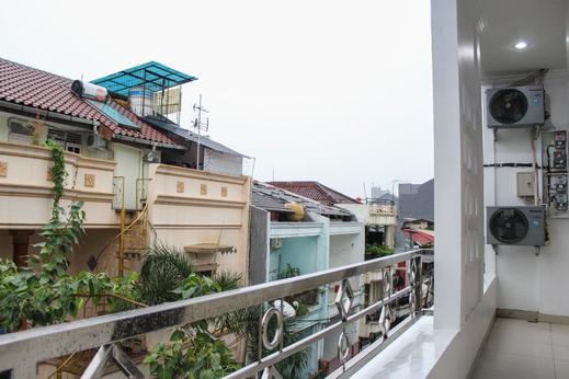 Airy Eco Syariah Sunter Karya Selatan Empat 16 Jakarta Jakarta - Balcony