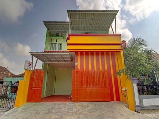 OYO 3774 Orchid 37 Syariah Guest House Bandar Lampung - Facade