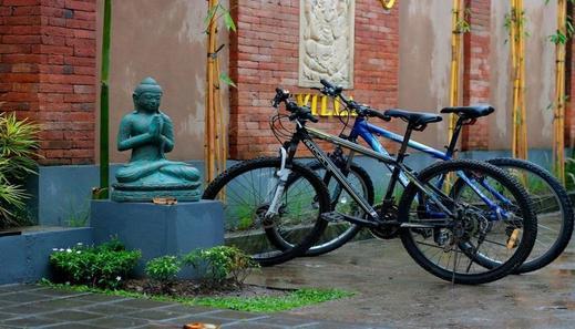 Asuna Villa Bali - Bycycle