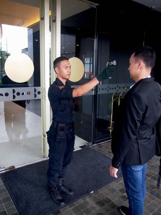 Bono Hotel Pekanbaru Pekanbaru - Hygiene