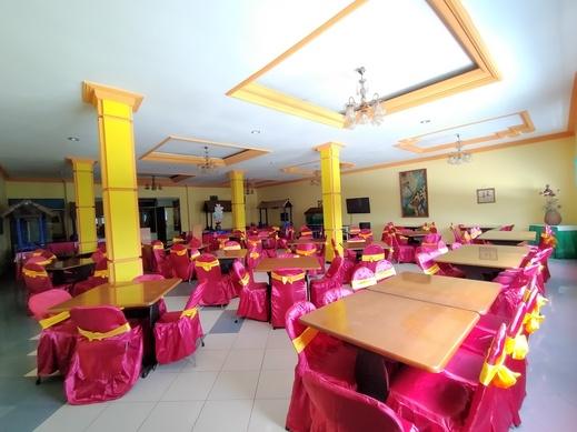 Grand Palem Hotel Batu Malang - Restaurant