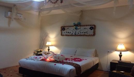 New Marjoly Beach Resort Bintan - Bedroom