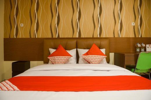 OYO 149 JKostel Palembang - Bedroom