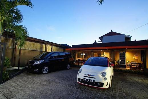 b'da2ri Butiq Villa Bali - Exterior
