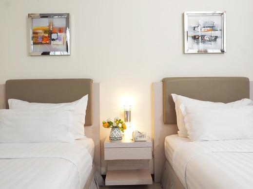 d'primahotel Melawai Jakarta - Deluxe Room