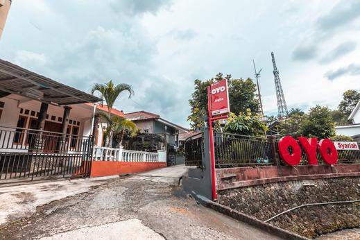 OYO 2250 Aqila Bogor - Facade
