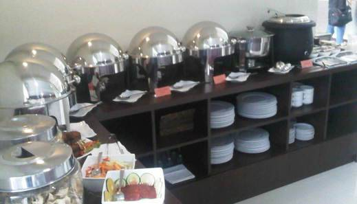 Sarila Hotel Solo Solo - Prasmanan