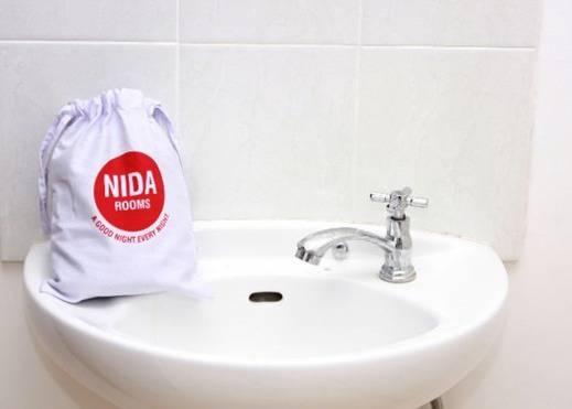NIDA Rooms Sidoarjo Raya Juanda - wastafel