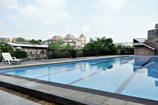 Everyday Smart Hotel Malang - Outdoor Pool