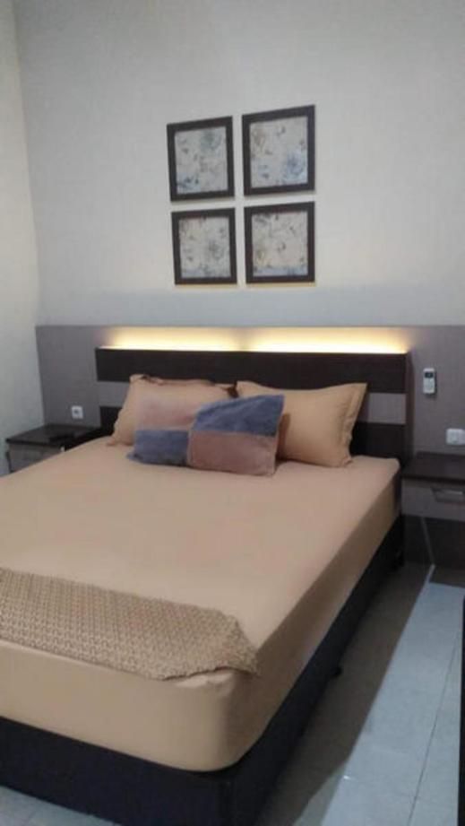 Ranata Family House Bukittinggi - Bedroom
