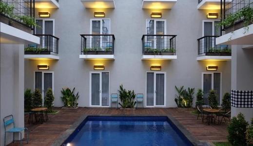 Semimpi Hotel Bali Bali - Pool