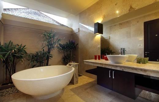 Alea Villas Bali - Kamar mandi