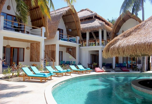 Coco Cabana Lombok - Pool