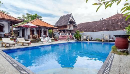 Village Ramayana Kencana Managed by Tinggal Bali - kolam renang
