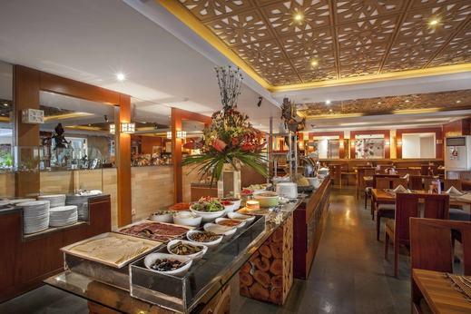 Horison Ultima Seminyak Bali Seminyak - Breakfast Area