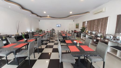 The Madeline Hotel Bengkulu - interior