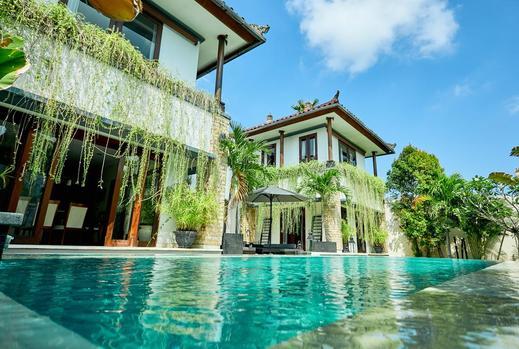 Villa Khasaya Bali - View
