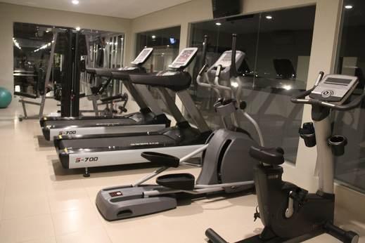 Atrium Premiere Cilacap Cilacap - Fitness Facility