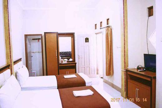 Hotel Puri Elsas Majalengka - Bedroom