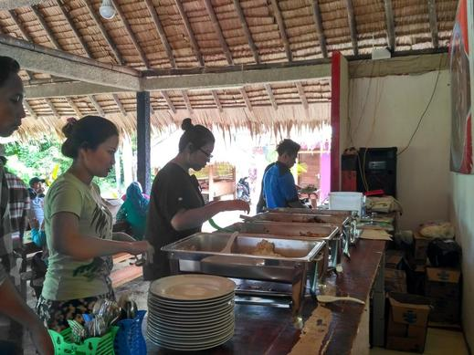 Penginapan Bunar Tunggal Tanjung Lesung Pandeglang - Facilities