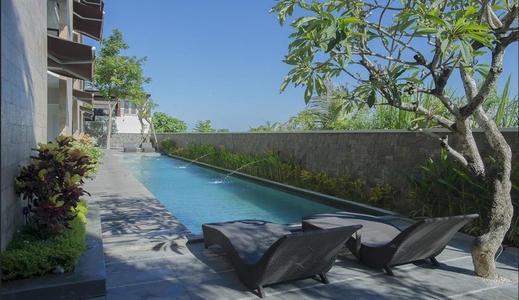 D'djabu Hotel Seminyak Bali - Pool