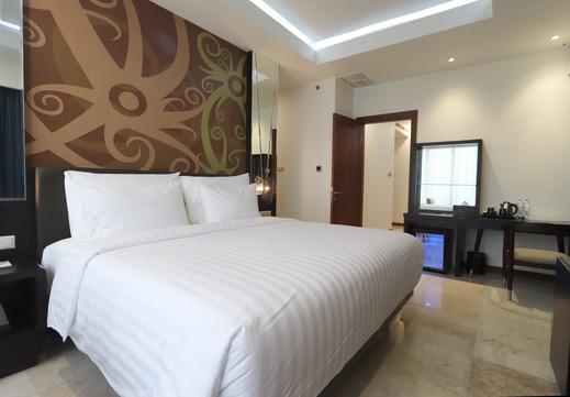 M Bahalap Hotel Palangka Raya Palangka Raya - JUNIOR SUITE