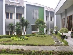 Mandala Kencana Hotel Cianjur - Exterior