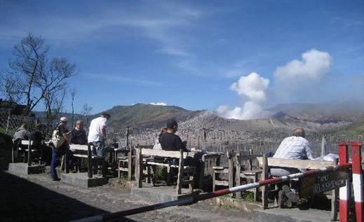 Cemara Indah Hotel Probolinggo - Pemandangan