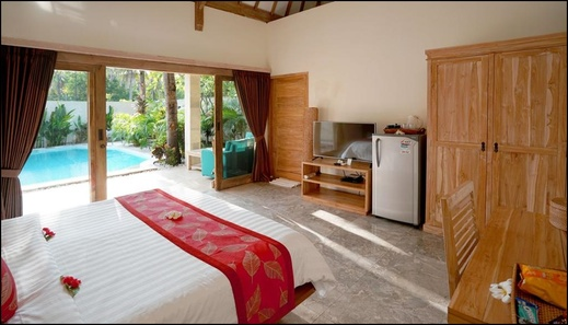 Senang Private Villas Lombok - room