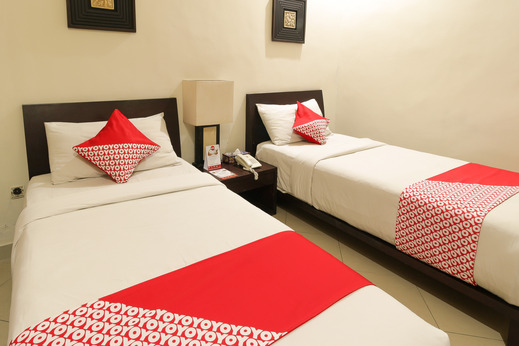 OYO 482 Anika Guest House Bali - Bedroom