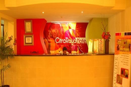 CitraRaya Hotel Banjarmasin - Resepsionis